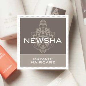 newsha - private haircare